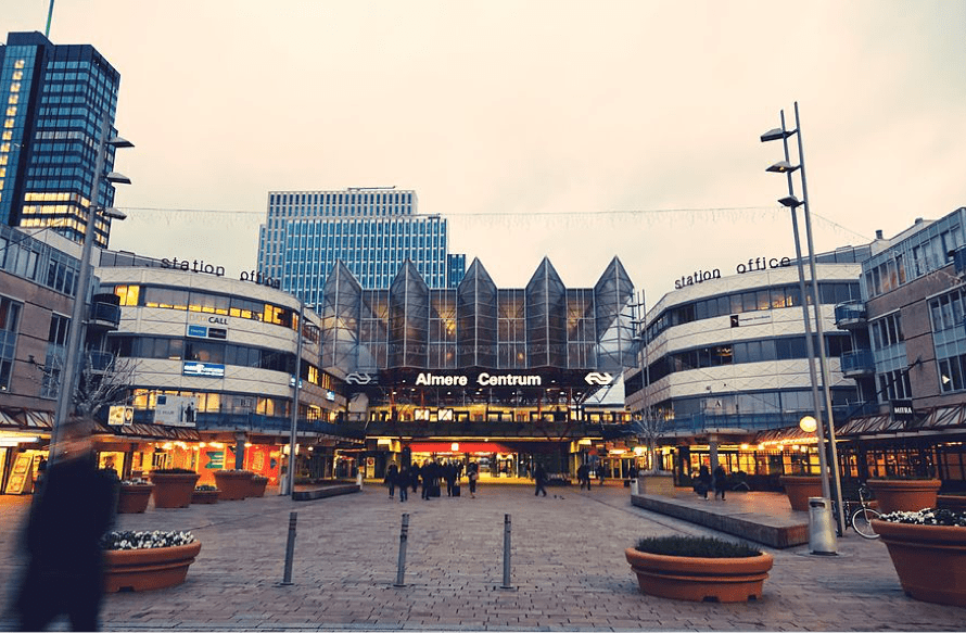 Coffeeshops in Almere