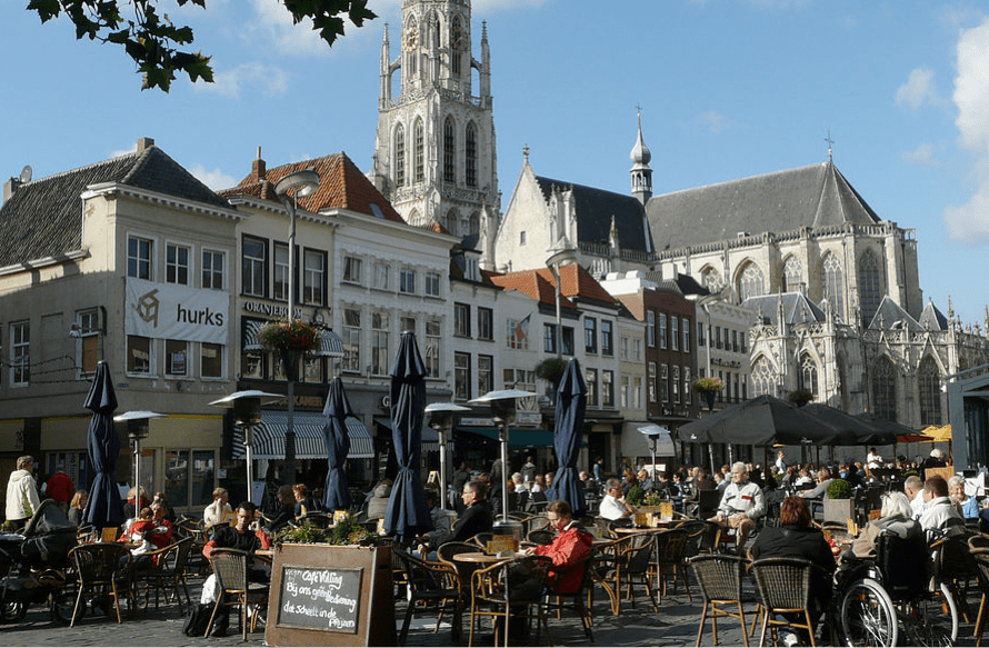Coffeeshops in Breda