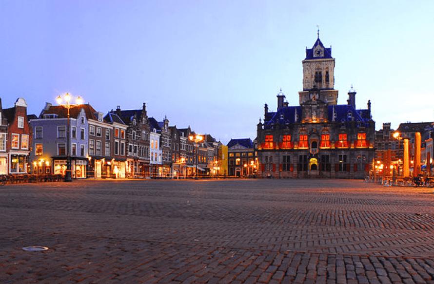 Coffeeshops in Delft