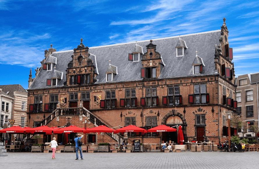 Coffeeshops in Nijmegen